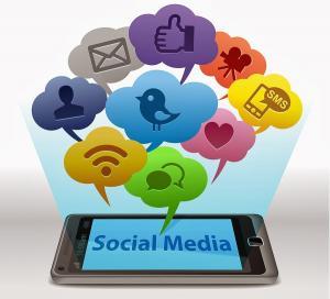 Compartir imágenes en las redes sociales